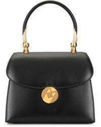 Hermès 1994 Handtasche mit Henkel - Schwarz
