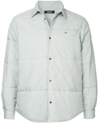 Undercover - Padded Button Down Shirt - Lyst