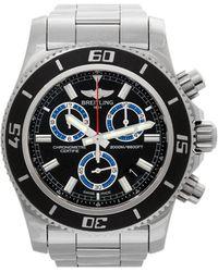 Breitling Наручные Часы Superocean 45 Мм 2010-го Года - Металлик
