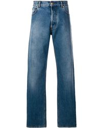 Versace - ストレートジーンズ - Lyst
