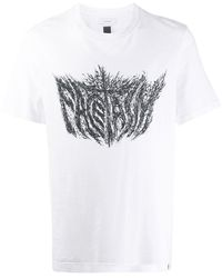 Facetasm - プリント Tシャツ - Lyst