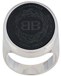 Balenciaga Кольцо 'chevaliere S' - Многоцветный