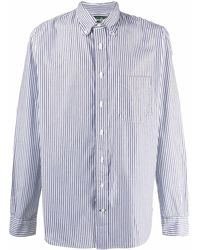 Gitman Vintage Bengal ストライプ シャツ - ホワイト