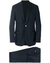 Dell'Oglio Slim-fit Formal Suit - Blue