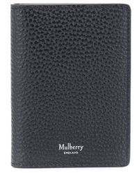 Mulberry カードケース - ブラック