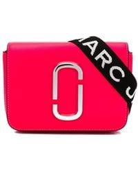 Marc Jacobs Поясная Сумка 'hip Shot' - Розовый