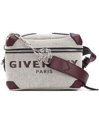 Givenchy Сумка На Плечо С Логотипом - Красный