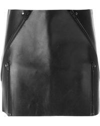 KTZ - Mini Skirt - Lyst