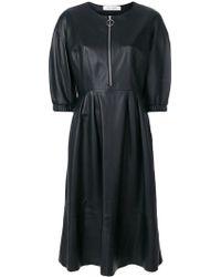 Yves Salomon - Leather Dress - Lyst