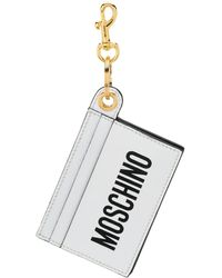 Moschino カードケース - マルチカラー