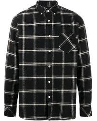 Barbour チェック シャツ - ブラック