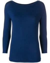 Stefano Mortari - Classic Fitted Top - Lyst