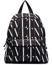 Valentino - Vltn Times バックパック - Lyst