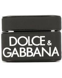 Dolce & Gabbana - Чехол Для Airpods С Логотипом - Lyst