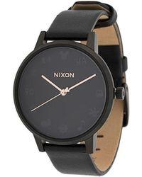 Nixon - Kensington Mickey Mouse Watch - Lyst