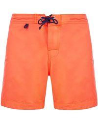 Cuisse De Grenouille - Drawstring Swim Shorts - Lyst