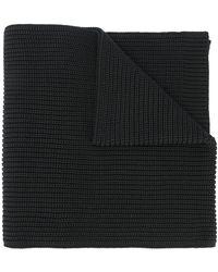 Y-3 ジップポケット スカーフ - ブラック