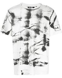 Haculla - ハンドペイント Tシャツ - Lyst