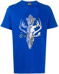 Just Cavalli - ロゴ Tシャツ - Lyst