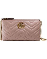 Gucci - GG Marmont 斜めがけバッグ - Lyst
