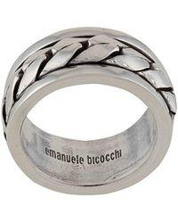 Emanuele Bicocchi バンドリング - メタリック
