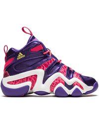 adidas Crazy 8 Sneakers - Purple
