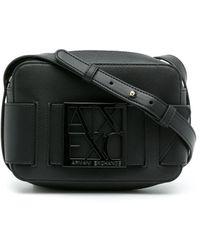 Armani Exchange 9426990a874 00020 Synthetic->polyurethane - ブラック
