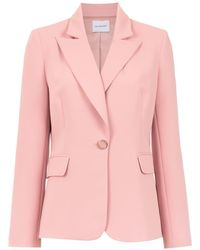 Olympiah - Paradiso Panelled Blazer - Lyst