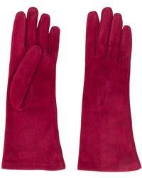 Gala Halflange Handschoenen - Rood