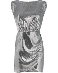 Liu Jo スパンコール ドレス - メタリック