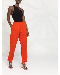 Fenty Pantalones joggers anchos - Naranja