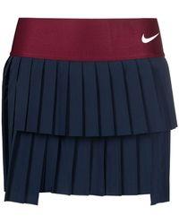 Nike Pleated Tennis Skirt - Blue
