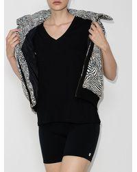 Sweaty Betty Refresh Tシャツ - ブラック