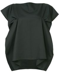 132 5. Issey Miyake - Gathered Top - Lyst