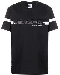 Les Hommes - Subcultures Tシャツ - Lyst