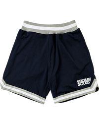 Stadium Goods Logo Mesh Shorts - Blue