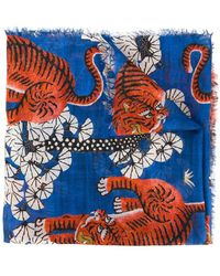 Gucci - Bengal Scarf - Lyst