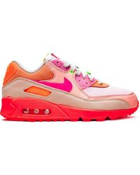 Nike Air Max 90 Sneakers - Roze
