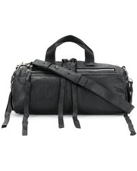 McQ Mini Holdall Bag - Black