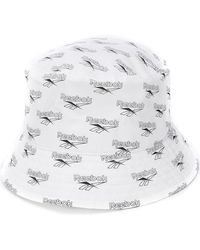e36650c0463 Reebok Classics Vector Bucket Hat in Black for Men - Lyst