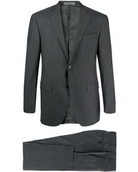 Corneliani ツーピース シングルスーツ - グレー