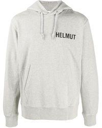 Helmut Lang - ロゴ パーカー - Lyst