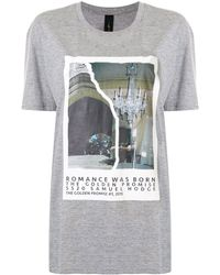 Romance Was Born The Golden Promise #1 Tシャツ - グレー
