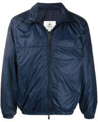 Pyrenex リラックスフィット ジャケット - ブルー