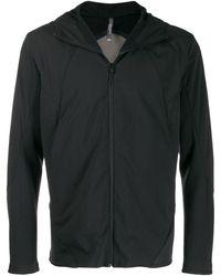 Arc'teryx フーデッド ライトジャケット - ブラック
