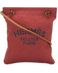 Hermès Сумка На Плечо Aline Mm 2017-го Года - Красный