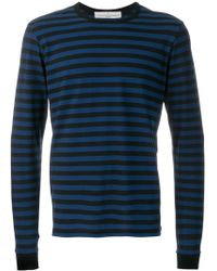 Golden Goose Deluxe Brand - Striped Jumper - Lyst