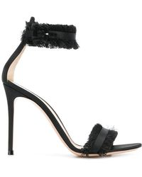 Gianvito Rossi - Sandales Caribe - Lyst