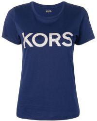 MICHAEL Michael Kors - Kors T-shirt - Lyst