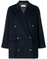 Alberto Biani - Loose Fitted Jacket - Lyst